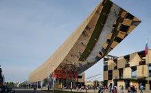 Проект российского павильона на Международной Миланской выставке EXPO 2015